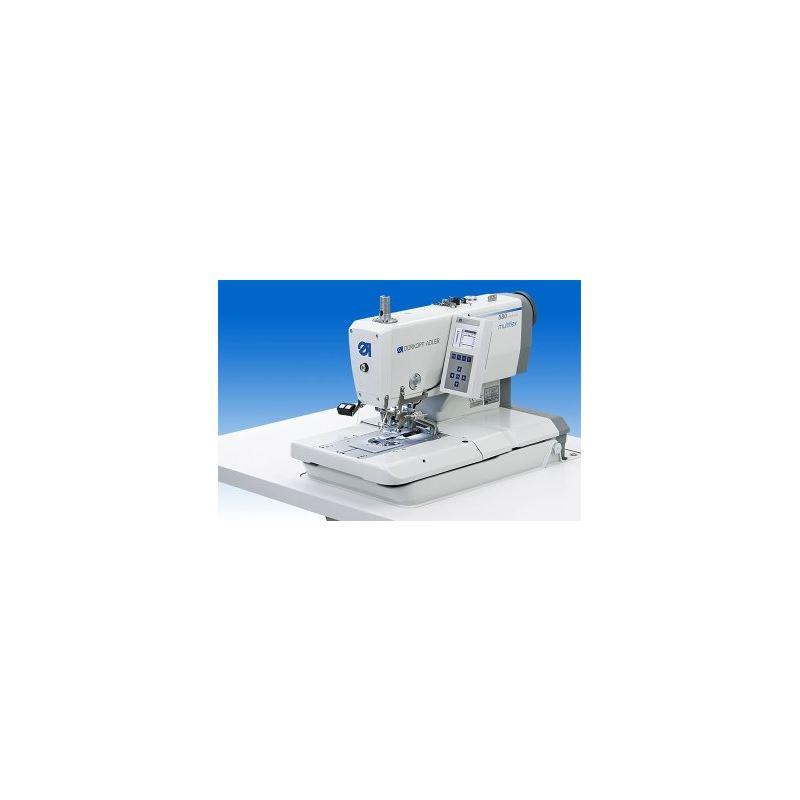 580-341-01 Automatic Double-Chainstitch Buttonhole