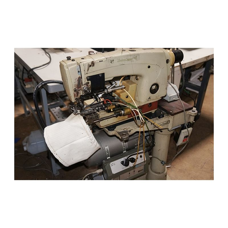 63900-3 AUTOMATIC BOTTOM HEMMER FOR JEANS