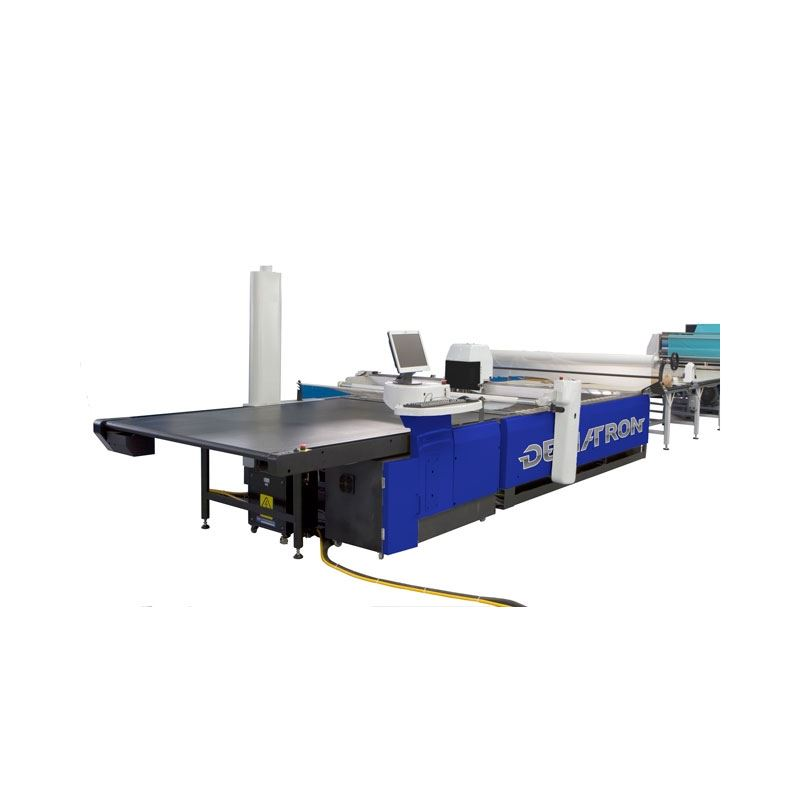 CNC FABRIC CUTTING MACHINE