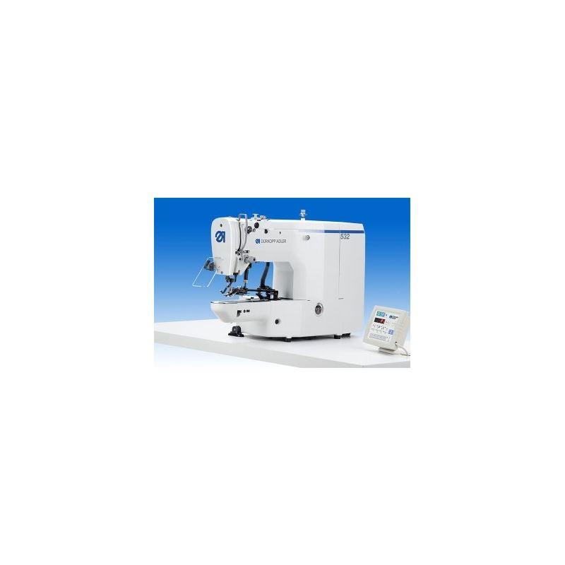 532-211 LockStitch Button Sewing Machine