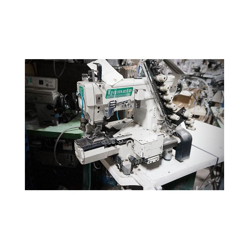 VC-2713 CYLINDER ARM COVERSTICH SEWING MACHINE