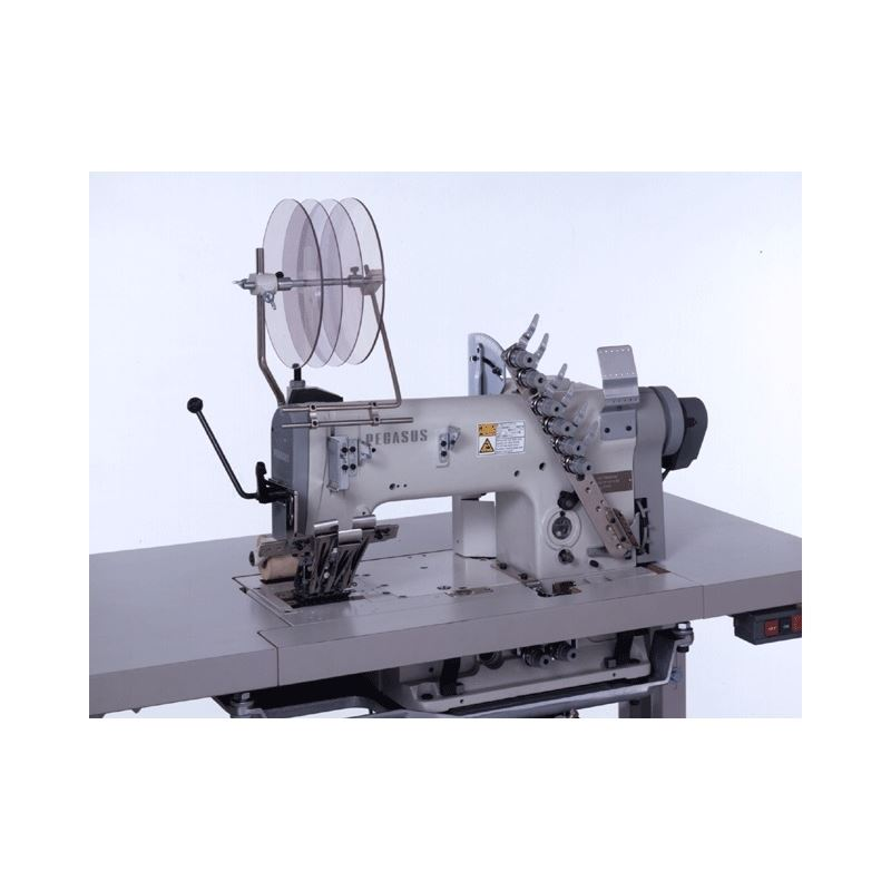 TM625 SERIES DOUBLE CHAINSTITCH SEWING MACHINE