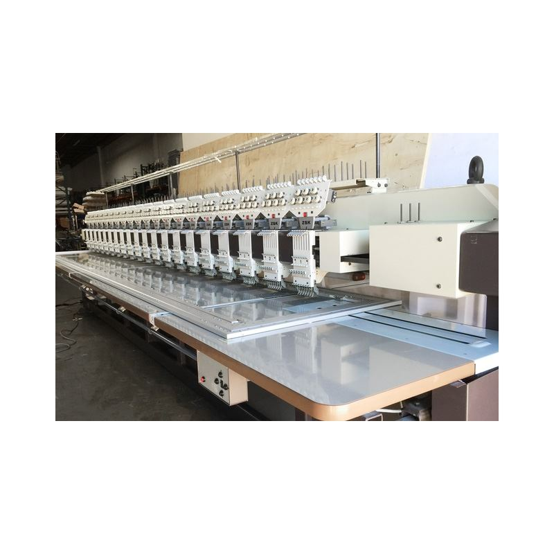 Embroidery Machine 7 Needle 20 Head