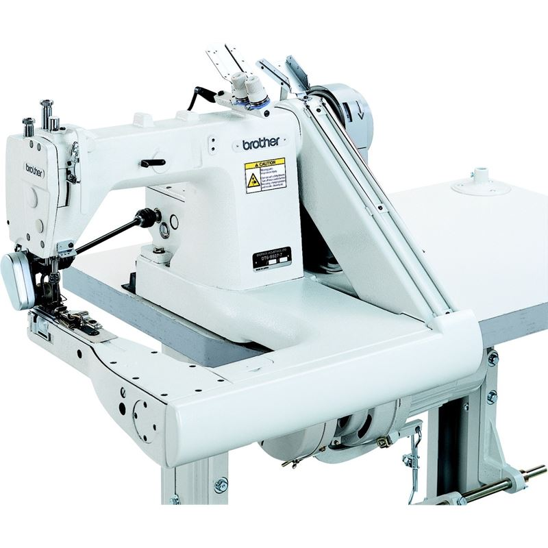 Arm Double Chain Stitcher Sewing Machine