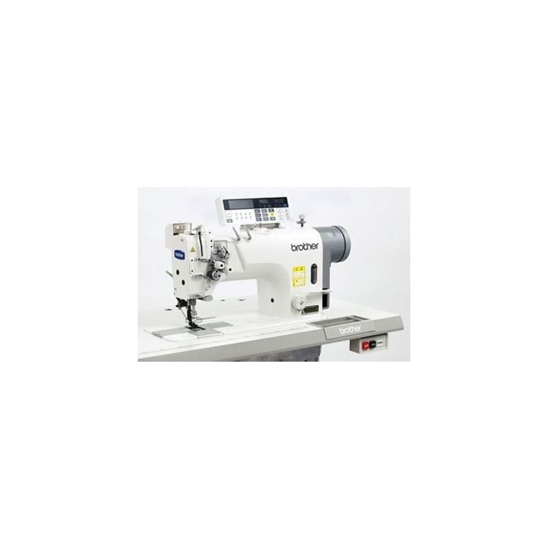 T-8720C Twin Needle Lock Stitcher With Large Hook