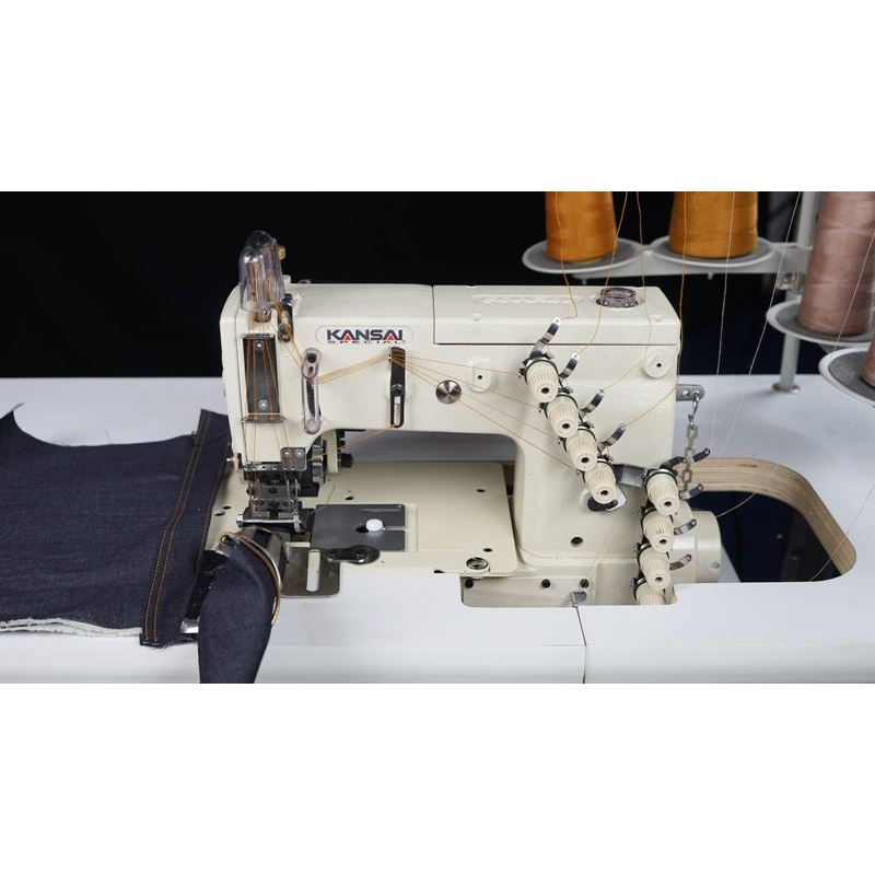 CHAIN-STITCH-MACHINE