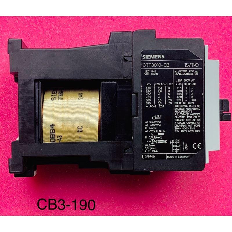 CB3-190 S-A 3TF3010