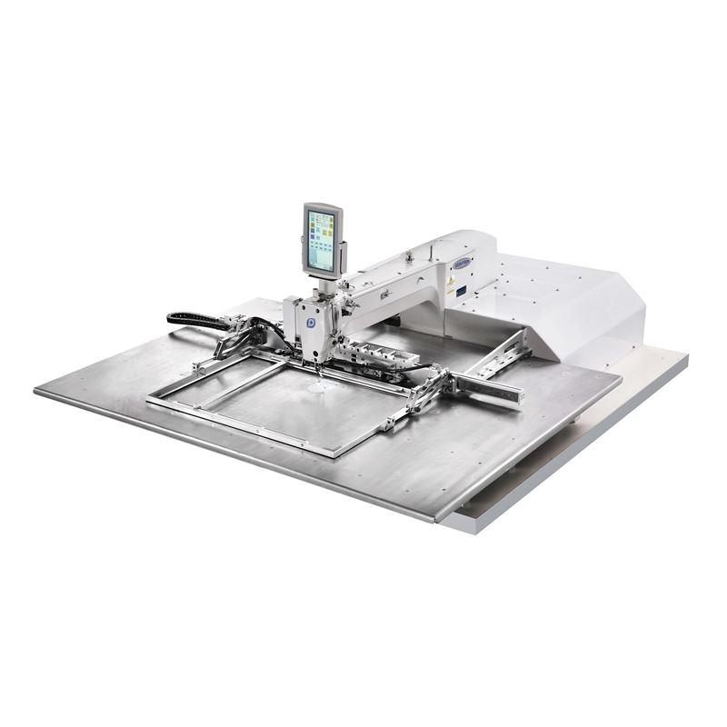Large Field Program Sewing Machine