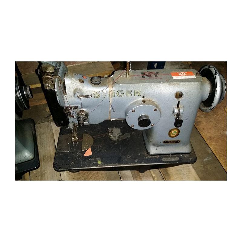 143W2 ZIG ZAG SEWING MACHINE