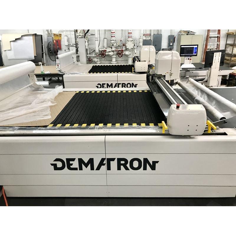 CNC FABRIC CUTTING MACHINE DX-1123