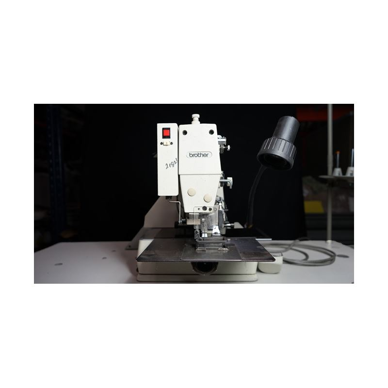Programmable Pattern Sewing Machine/Webbing
