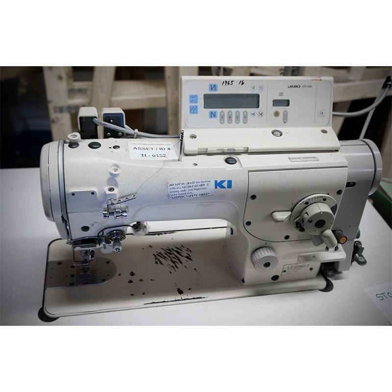 LZ-2280-7 Automatic Zig Zag Industrial Sewing Mach