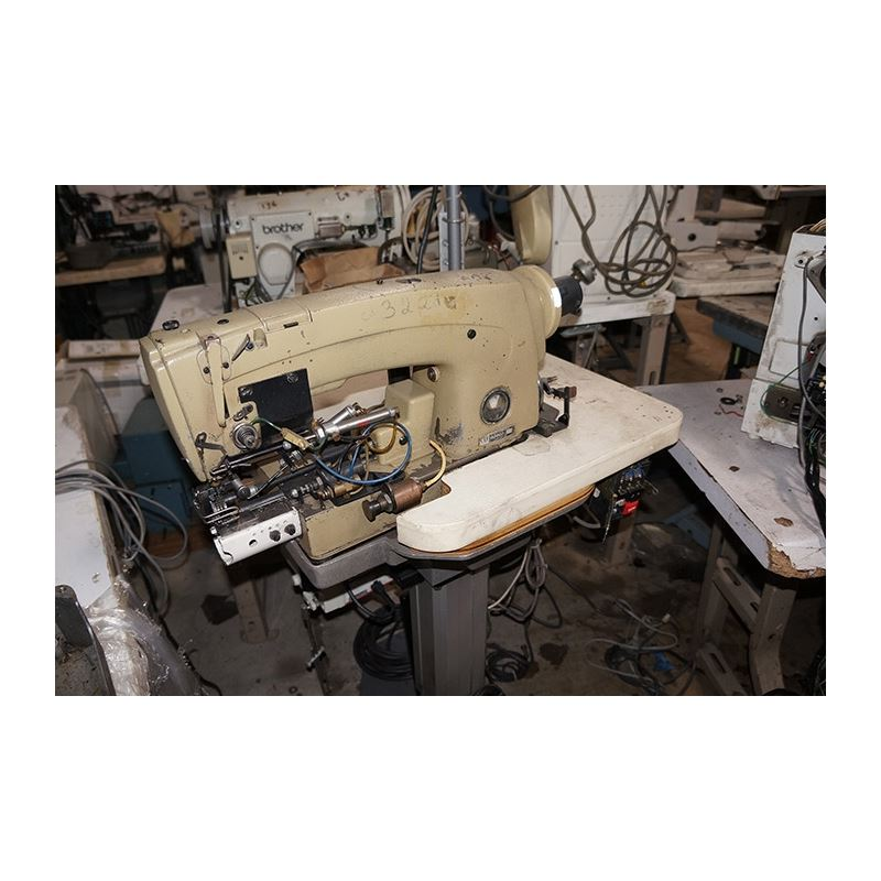63900-2 AUTOMATIC BOTTOM HEMMER FOR JEANS