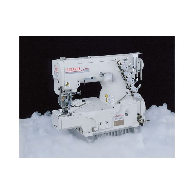W2600/W1600/W600 SERIES COVER STITCH SEWING MACHIN
