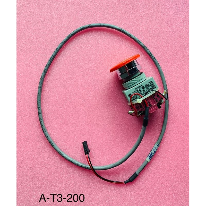 A-T3-200 Switch Asy Emergency Stop