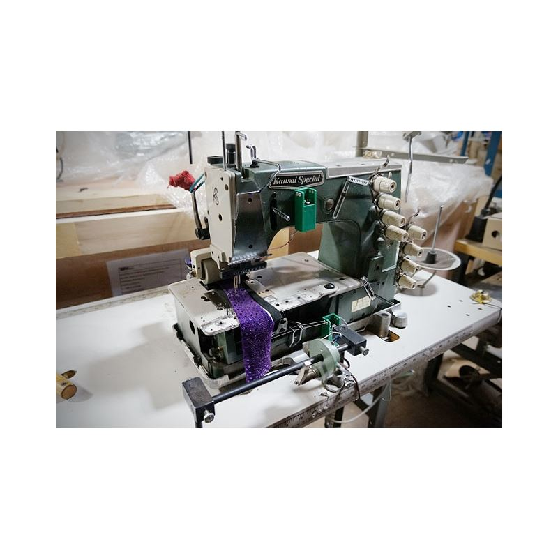 DFB-1412P 121 NEEDLE CHAINSTITCH MACHINE