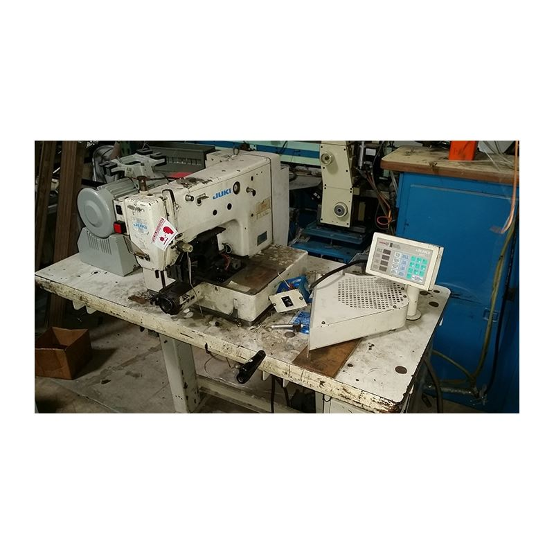AMS-210C Programmable Pattern Sewing Machines - fo