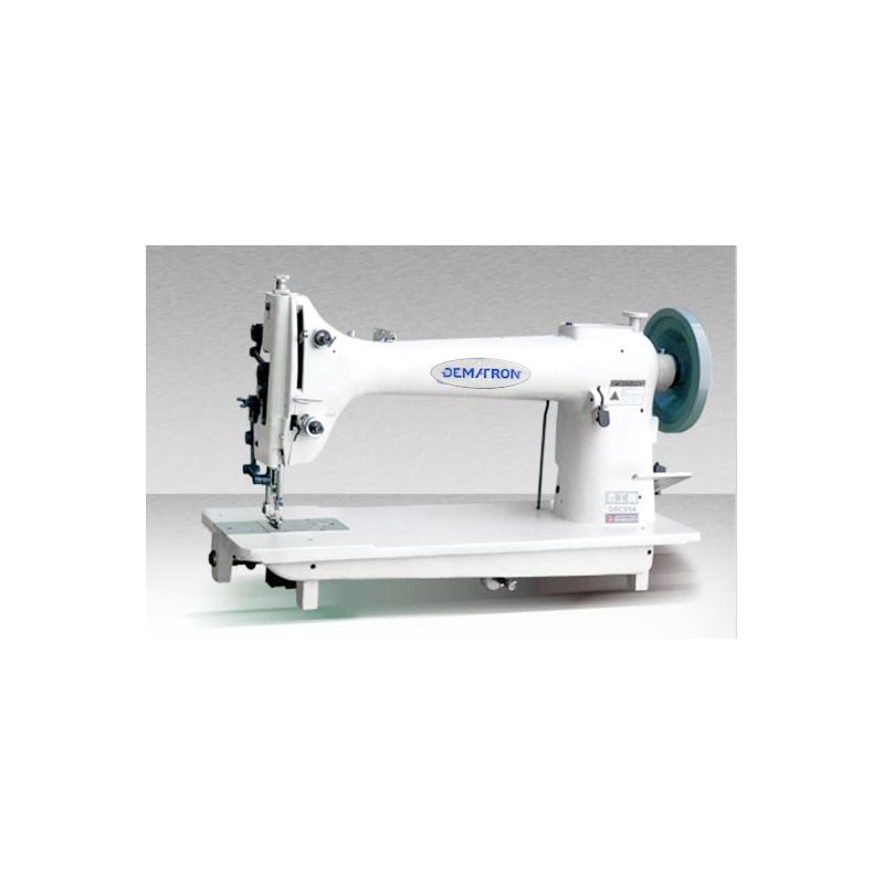 GSC254 Heavy Duty Top And Bottom Feed Sewing Machi