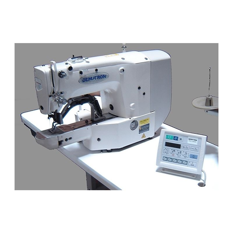 Electronic Bar Tacker Bar Tack Sewing Machine DEMA
