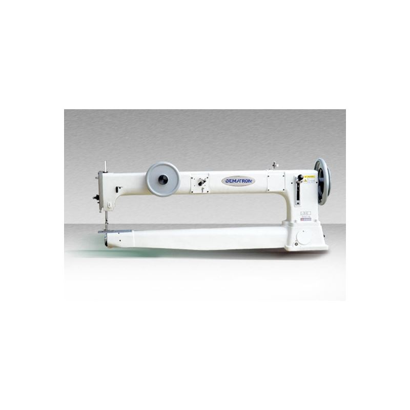 Heavy Duty Long Arm Lock Stitch Sewing Machine