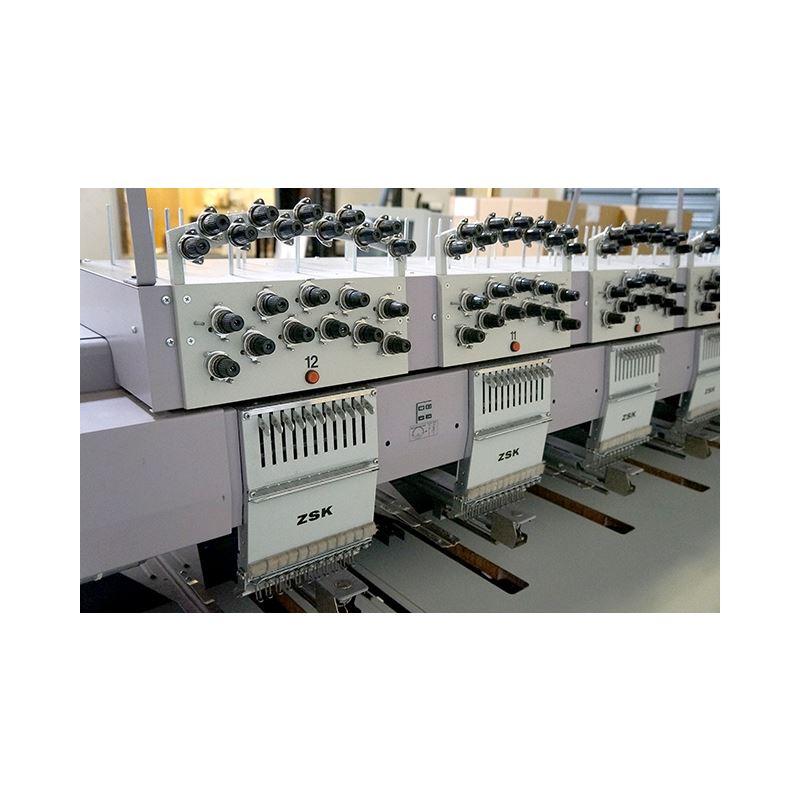 Embroidery Machine Model L 1211 TC-400 12 Heads